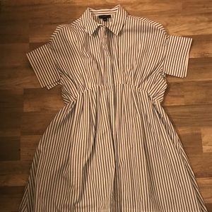 Victoria Beckham for Target- Striped Dress